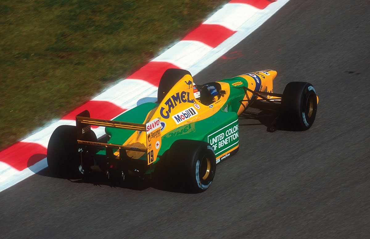 Minichamps 1:18 Schumacher 1992 Belgian GP Benetton B192 Diecast Model Car Review