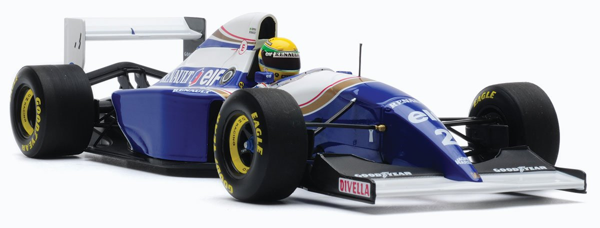 Minichamps 1:18 1994 Williams FW16 Diecast Model Car Review