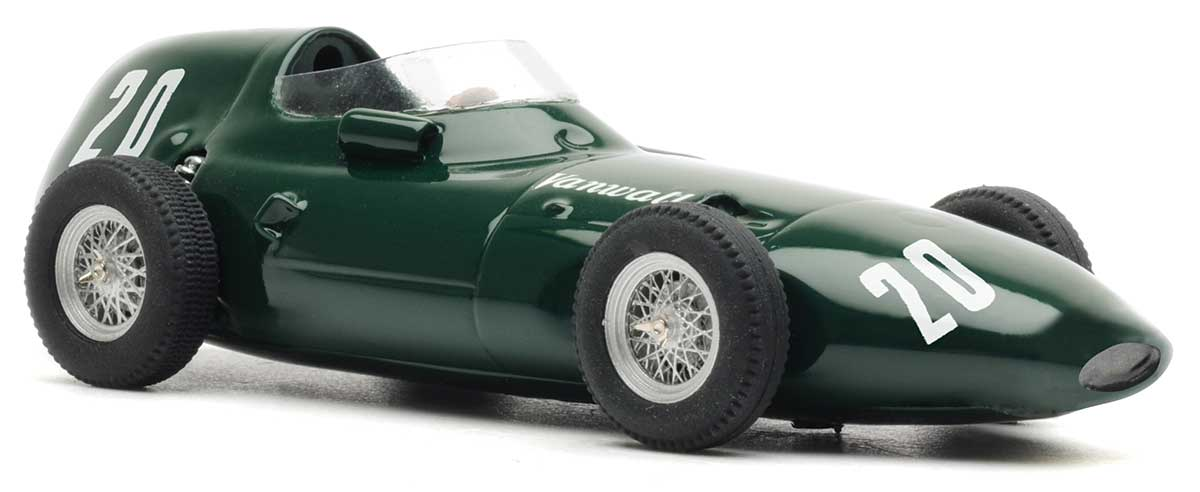 1:18 Moss and Brooks 1957 Vanwall