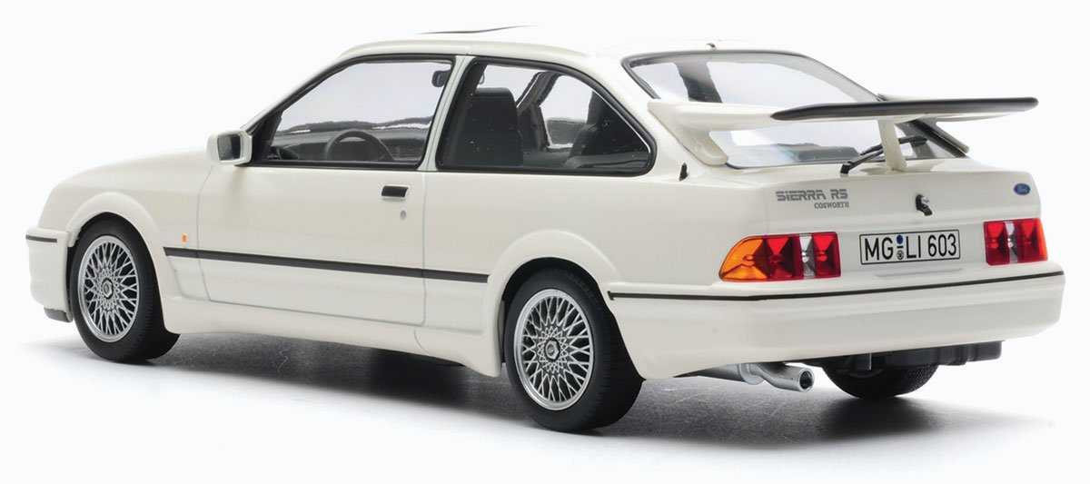 Norev 1:18 1986 Ford Sierra RS Cosworth Diecast Model Car Review