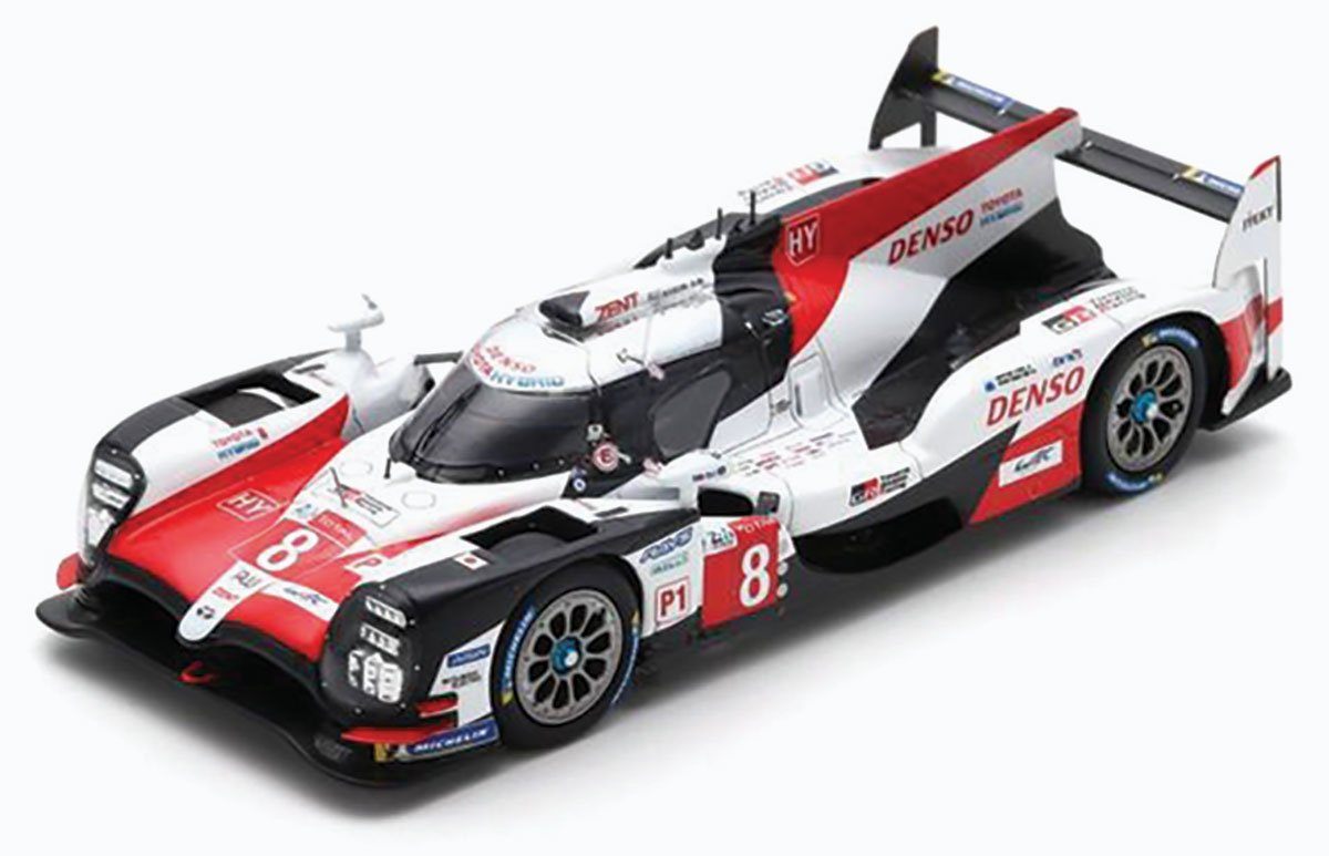 Spark 1:18 2018 Le Mans winning Toyota Diecast Model Car Review