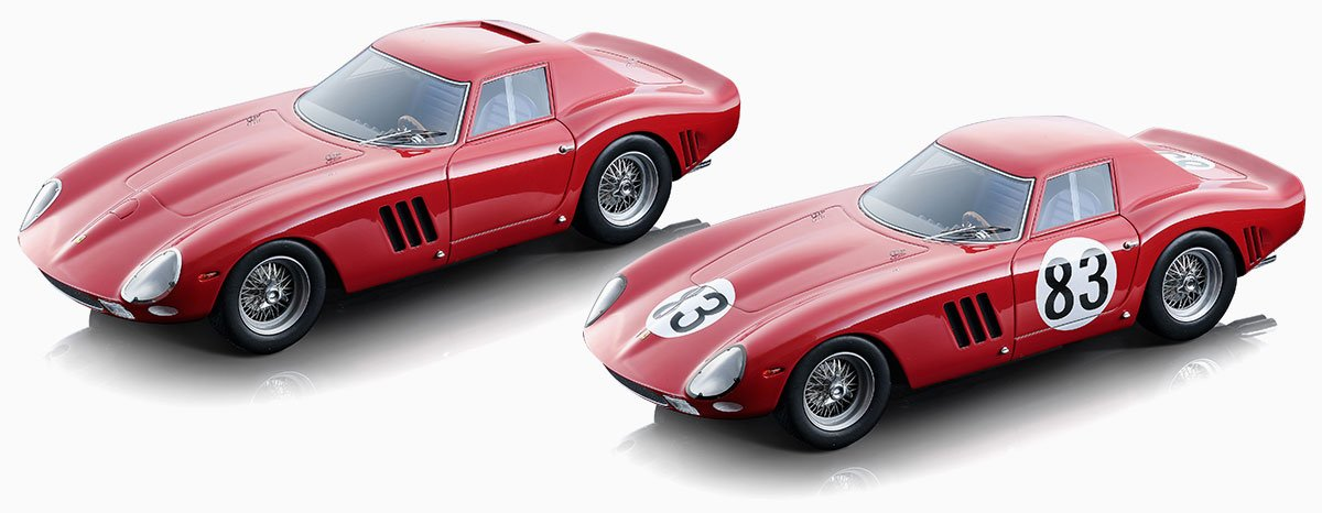 Tecnomodel 1:18 1964 Ferrari 250 GTO 64 Diecast Model Car Review