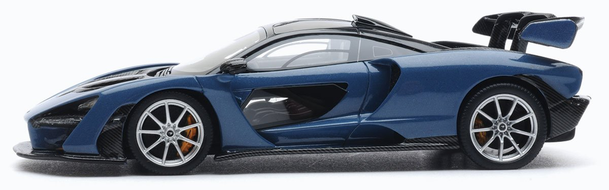 TrueScale 1:43 Mclaren Senna Diecast Model Car Review